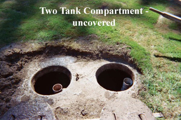 Two Tank Compartment